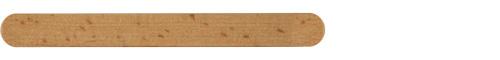 Eisstiele aus Holz